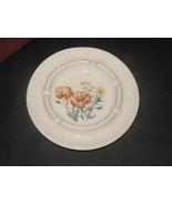 Vintagge Ash Tray Treasure Craft White Floral P... - $11.99