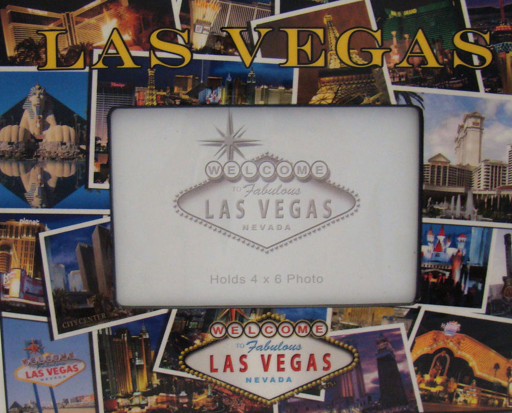 Las vegas casino picture photo frame other for Michaels arts and crafts las vegas
