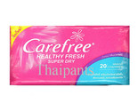 Buy New Sanitary napkins - Carfree Super Dry Healthy Fresh