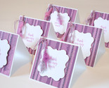 Buy Gift Cards - Handmade Mini Note Cards, Gift Cards in Glitter and Purple