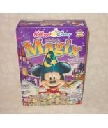 Kelloggs Disney Mickey's Magix Cereal Box 2002 - $9.99