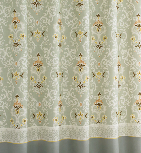 Laura Ashley Sheffield Shower Curtain