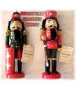Nutcracker Limited Edition Certificates Wood Ch... - $29.00