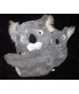 Ganz Kiwi Koala Bear Mama Baby Plush Stuffed An... - $33.99