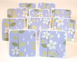 Buy Gift Tags - Set of 10 Mini Note Cards in Floral and Lavender Design