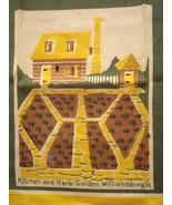 Leacock Cotton Linen Kitchen Tea Towel - Willia... - $20.88