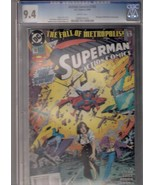 SUPERMAN in Action Comics #700 CGC Graded 9.4 - $25.00