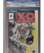 X-O Manowar #7 CGC Graded 9.6 - $23.00