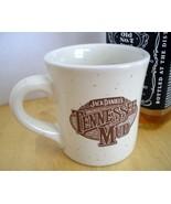 Vintage Stoneware Coffee Mug - Jack Daniels Ten... - $14.88