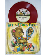 Peter Pan Records Me and My Teddy Bear - RARE 7... - $24.88