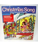 The Christmas Song 45 Record - George Peed Illu... - $7.88