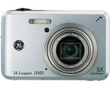 Buy optical zoom digital camera - GE J1455 Silver 14MP Digital Camera 5x Optical Zoom...