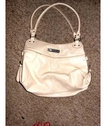 Liz & Co Large Off White  ReptileTextured Purse - $9.00