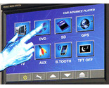 Buy Car Audio - Bluetooth GPS Back Up Camera Touch Screen iPod MP3 DVD Car D