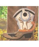 Western Boot Birdhouse - $19.85