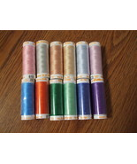 Mettler Cotton Embroidery Thread 30 wt. Set A - $33.50
