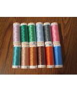 Mettler Cotton Embroidery Thread 30 wt. Set B - $33.50
