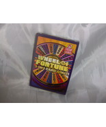 Wendy's Kids Meal Wheel of Fortune 3 In 1 Card ... - $1.99
