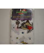 Window Treatment Valance Curtain Bugs Bunny Taz - $9.00