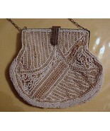 Vintage Beaded Purse Sterling Closure? Estate F... - $155.00