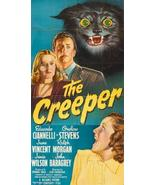The Creeper 1948 DVD Rare Horror - $8.00