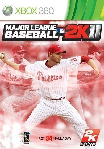Major League Baseball 2K11, xbox 360 game