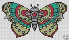 Bead Pattern Butterfly Loom Stitch Tattoo Desig... - $0.00