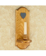 Heart Wall Sconce - Handmade - $12.95