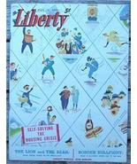 Liberty Magazine, May 18 1946 The Lion & The Bear