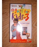 JUST FOR KIDS VOL 3 THE EASTER PROMISE CHRISTIA... - $6.99