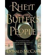 Rhett Butlers People by Donald McCaig 2007 Hard... - $4.99
