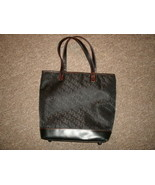 Victorias Secret Black & Red Handbag, Purse, Pocketbook - NEW - Easy Clean!