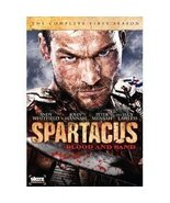 SPARTACUS:Blood and Sand~Complete First Season,DVD,2010,New! - $17.00