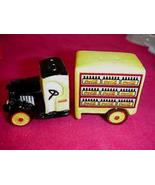 Coca Cola TRUCK Salt and Pepper Shakers  - $13.00