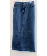 Ralph Lauren Ladies Denim Skirt Size 6 - $19.95