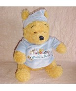 Plush The Many Adventures Of Winnie The Pooh In... - $30.00