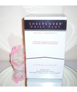 Sheer Cover Daily Plus Vitamins Dietary Supplement - $29.99