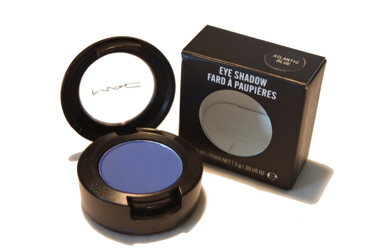 MAC Powder Eye Shadow  Atlantic Blue