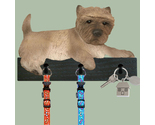 Buy Gifts and Collectibles - Cairn Dog Leash and key Holder Gift