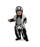 Skeleton Costume 12-18 months - $20.00