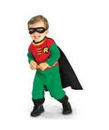 Teen Titans Robin Costume Size 0-9 months - $20.00
