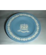Wedgwood Blue Jasperware City of London Pin Dish - $15.00