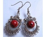 Tibet_silver_red_coral_pearl_earrings_thumb155_crop