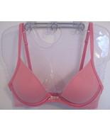 Victoria's Secret Pink Plunge Demi Mesh Bra 34B... - $15.00