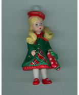 Hallmark Keepsake Ornament Yuletide Shopper Mad... - $9.99