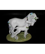 Princeton Gallery  Unicorn Figurine  1990 Loves... - $69.99