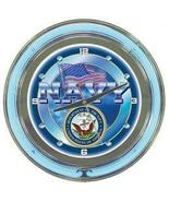 Neon Armed Services 14 in Wall Clock choice - $65.75