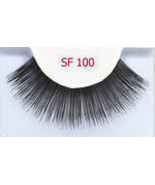 6 PAIRS STARDEL FALSE EYELASHES FAKE LASHES (SF #100)