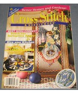 Cross Stitch & Needlework April 1998 - $3.75