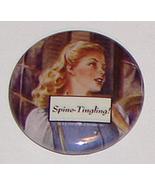 Nancy Drew Pin Spine-Tingling! FREE w/purchase - $0.00